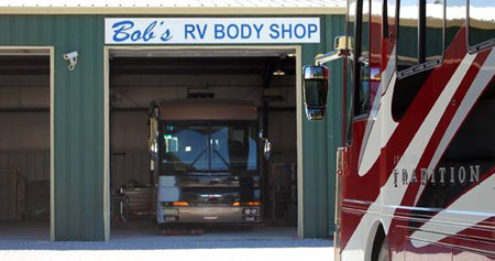 Southeastern RV Body Shop